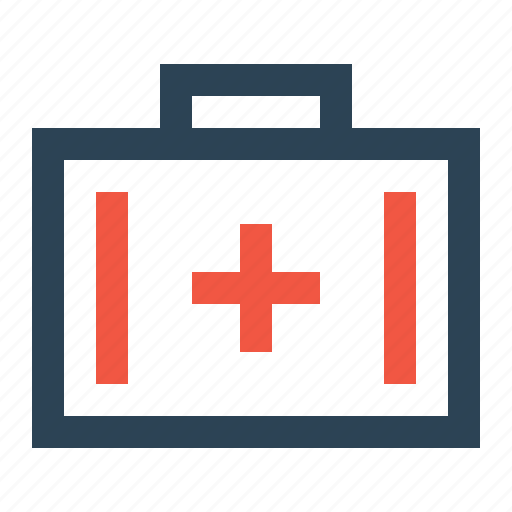 box, firstaid, kit, tool icon