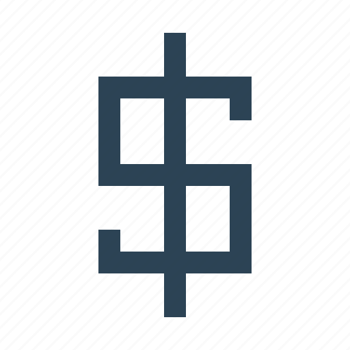 currency, dollar, finance, money, sign icon