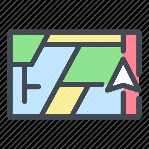 city, direction, gps, location, map, navigation, navigator icon