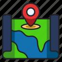 map, travel, world, cartography, global