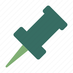 pin, point icon