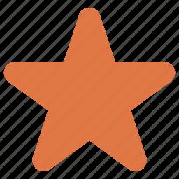 favorite, mark, marker, star icon