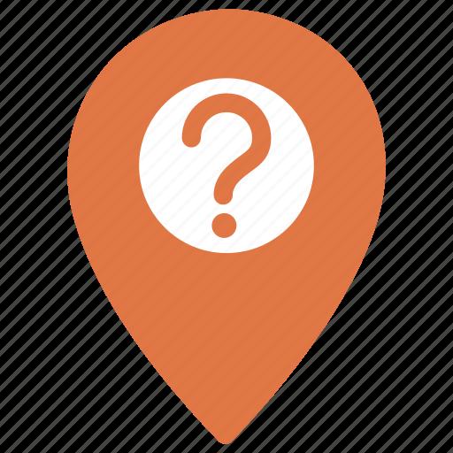 gps, location, where icon