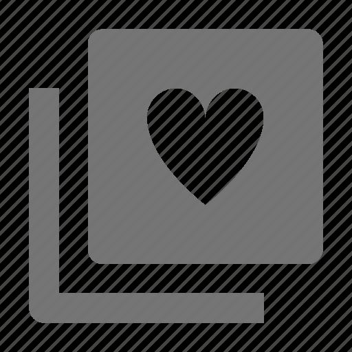 heart, like, navigation icon
