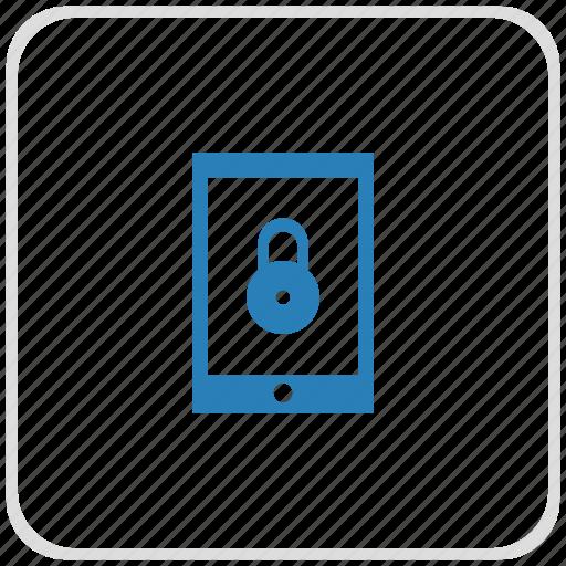 anti, lock, mobile, service, theft icon