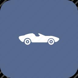 auto, cabrio, cabriolet, car, gt, sport icon