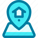 home, map, marker, pin, placeholder, pointer, position
