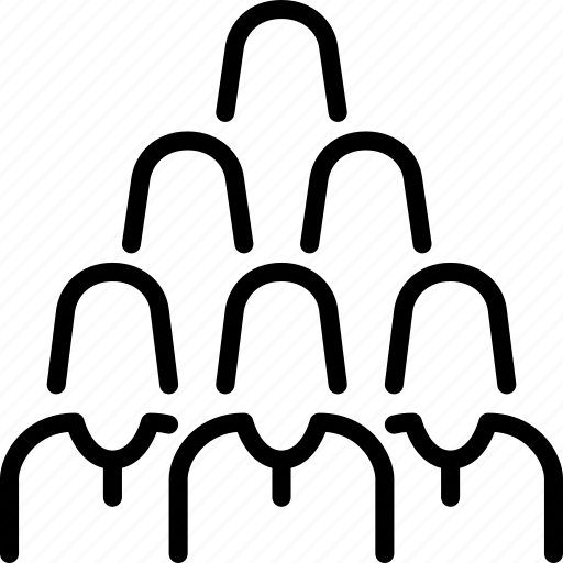 female, foundation, group, ngo, organisation, team, teamwork icon
