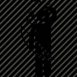 aimless, clueless icon