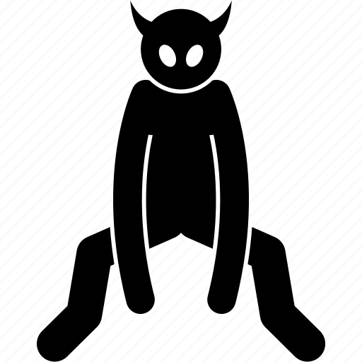 beast, demon, demonic, imp, monster icon