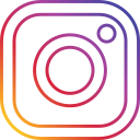 instagram, photo, round, social icon