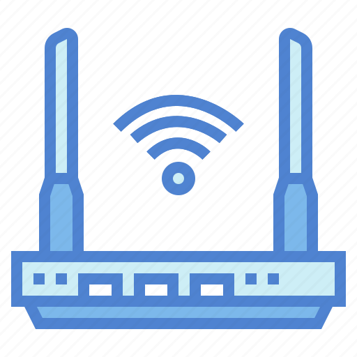 Internet, modem, router, wifi, wireless icon - Download on Iconfinder