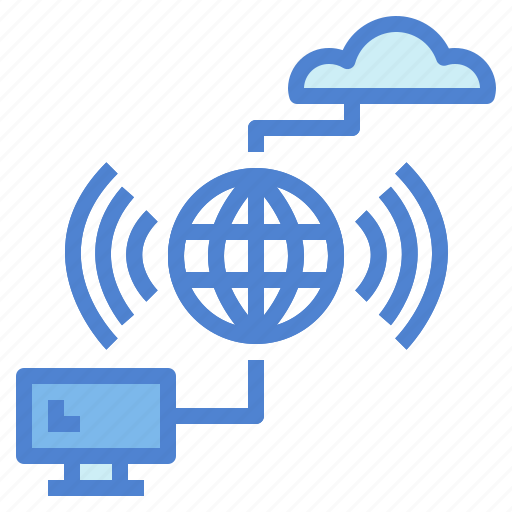 Access, communication, remote, wifi, wireless icon - Download on Iconfinder