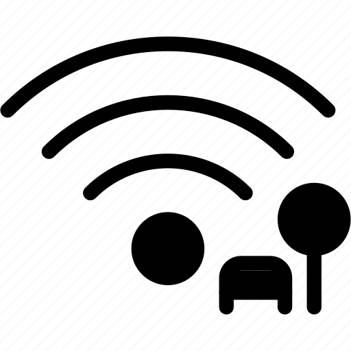 communication, connection, public, wifi, wireless icon