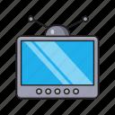 ads, advertisement, antenna, marketing, television