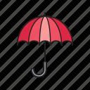 insurance, private, protection, secure, umbrella