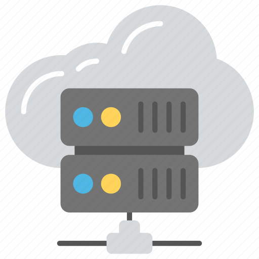 cloud computing server, cloud server, cloud server hosting, cloud storage, web hosting icon