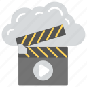 cloud cinema, cloud movie, cloud videos, online films, online movies icon