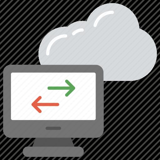 cloud computing concept, cloud computing development, cloud computing technology, cloud computing technology diagram, information technology icon