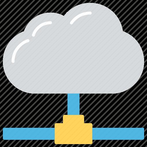 cloud computing, cloud hosting platform, cloud hosting service, cloud network sharing, cloud panel icon