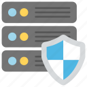 antivirus on server, antivirus server protection, network security system, server antivirus software, server security icon