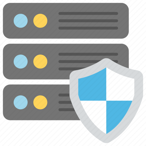 antivirus on server, antivirus server protection, network security system, server antivirus software, server security icon