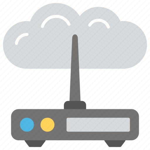 'Network and Cloud Computing 2' by Vectors Market