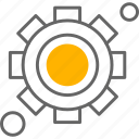 options, gear, cogwheel, setting