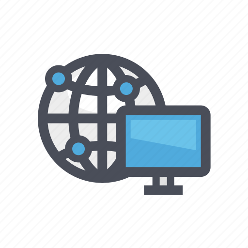 Cloud, computer, connectivity, internet, network, sync, technology icon - Download on Iconfinder