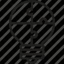 creative, puzzle, solution icon icon