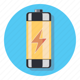 battery, charge, energy, mobile, power icon