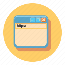 browser, internet, online, web, website icon
