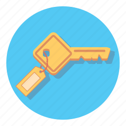 key, locked, protect, safety, secure icon