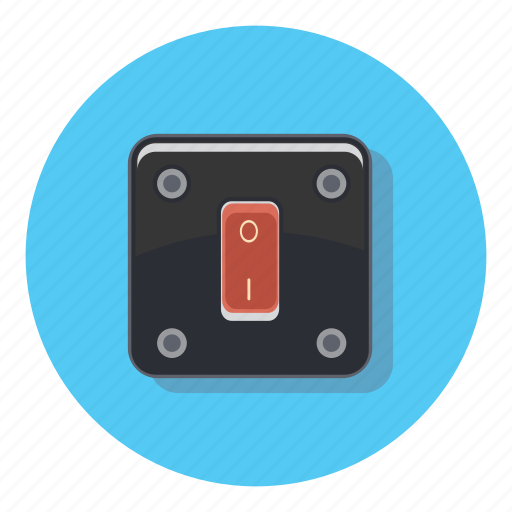 Off, on, light, power, switch icon - Download on Iconfinder