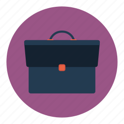 banking, briefcase, business, finance icon