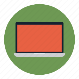 laptop, mac, notebook icon