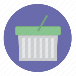 basket, business, cart, sale, shop icon