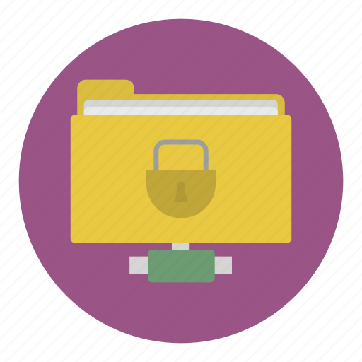documents, folder, secure, security, share icon