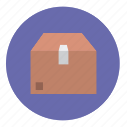 delivery, package, shipping, shopping icon