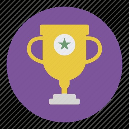 best, star, trophy, winner icon