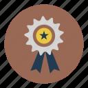 award, win, medal, prize