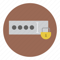 locked, password, protect, secure, unlock icon