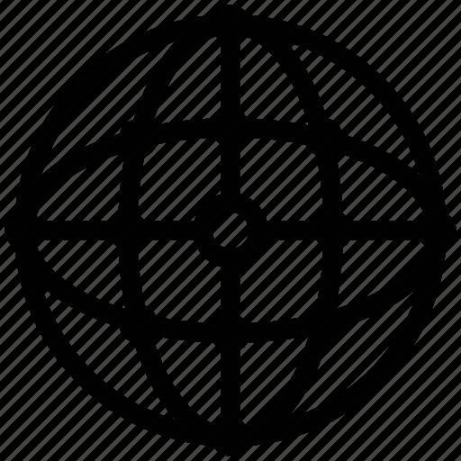globe, international, universal, world, worldwide icon