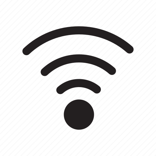 connection, network, sharing, signal, wifi icon