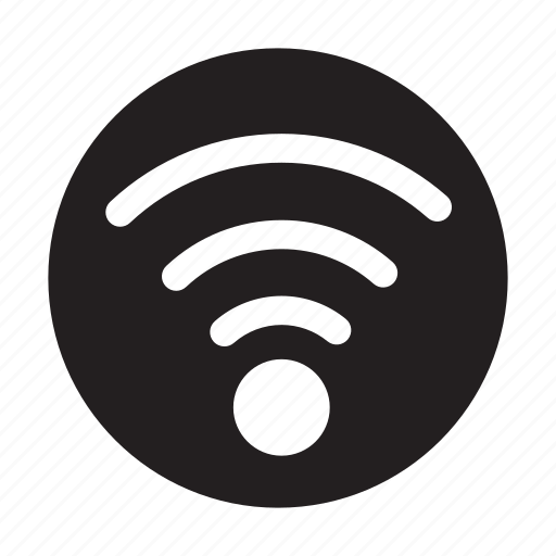 connection, network, share, sharing, signal, wifi icon