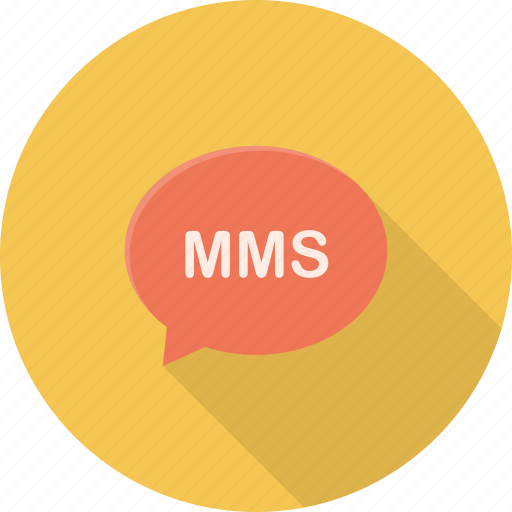 communication, media, messaging, mms, network, smarphone, technology icon