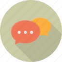 chat, communication, network, speak, speech, talk, talking