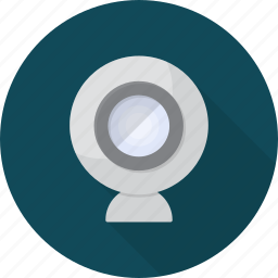 camera, communication, network, video, videochat, webcam icon
