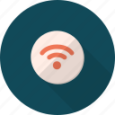 communication, connection, network, wireless, wireless connection icon