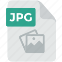 image, jpg icon, • file format icon